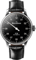 MeisterSinger No 03 38mm Black