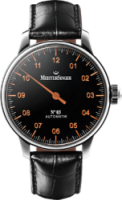 MeisterSinger No 03 38mm Black / Copper