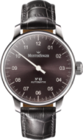 MeisterSinger No 03 38mm Anthracite