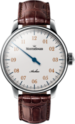 Meistersinger Archao White / Copper